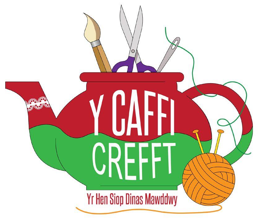 The Crafty Cafe – Y Caffi Crefft